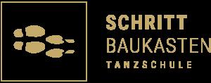 Logo Tanzschule Schrittbaukasten
